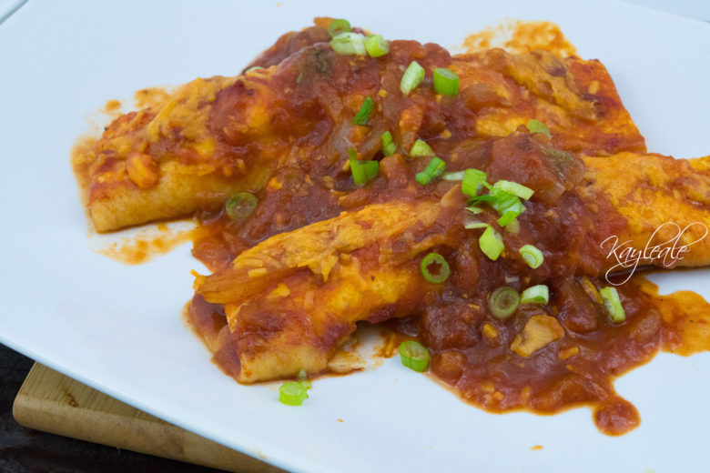 Simple and Delicious Enchiladas (Freezer option recipe) final