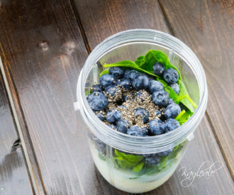 Quick Boost Your Detox with this Yummy Smoothie! Ingredients